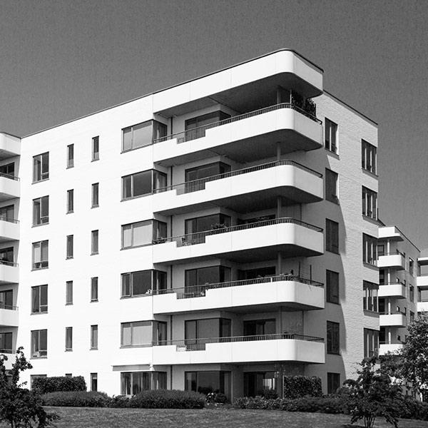 Immeuble logement neuf
