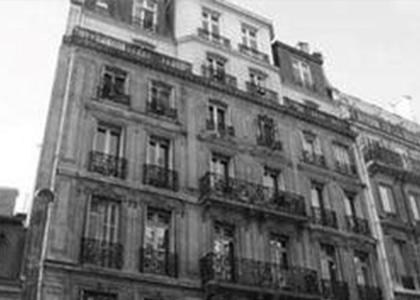 Immeuble - transmission de patrimoine