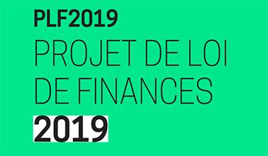 Projet de loi de finances 2019