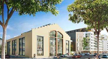 Visuel immeuble à Lyon