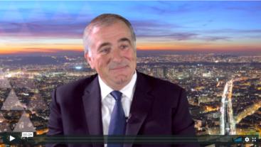 Capture d'écran interview Jean-Luc Delsol