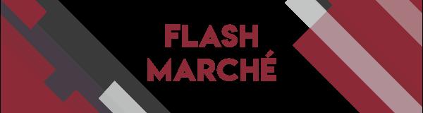 Flash marché