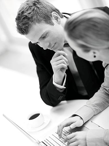 Scène de réunion